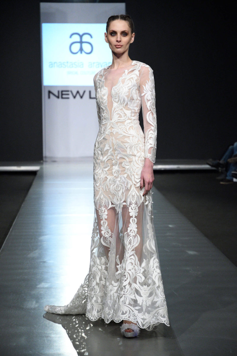 Official Site of Anastasia Aravani Bridal Couture Collection